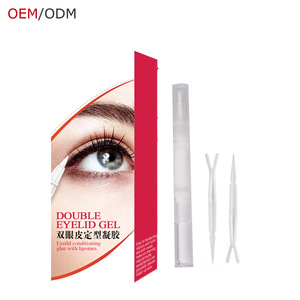 OEM Wholesale Custom Makeup Girl Natural Transparent Double Eyelid Shaping Eye Cream