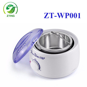 Portable Depilatory Hair Remover Hard Wax pot/ Wax heater ZT-WP001 with CE RoHS certificate