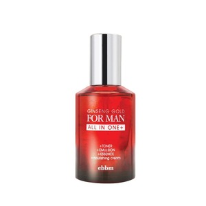 The oriental cosmetics certified vegetarian and halal with ginseng and gold functioning wrinkle-improvement.