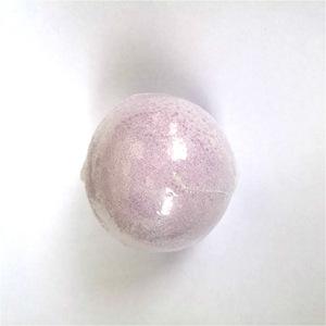 Wholesale 60G fragrant bubble bath ball fizzer bomb bath salt ball