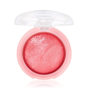 Wholesale high quality blush palette 6 colors lasting stereo professional cosmetic makeup blush palette