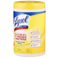 Lysol wipes
