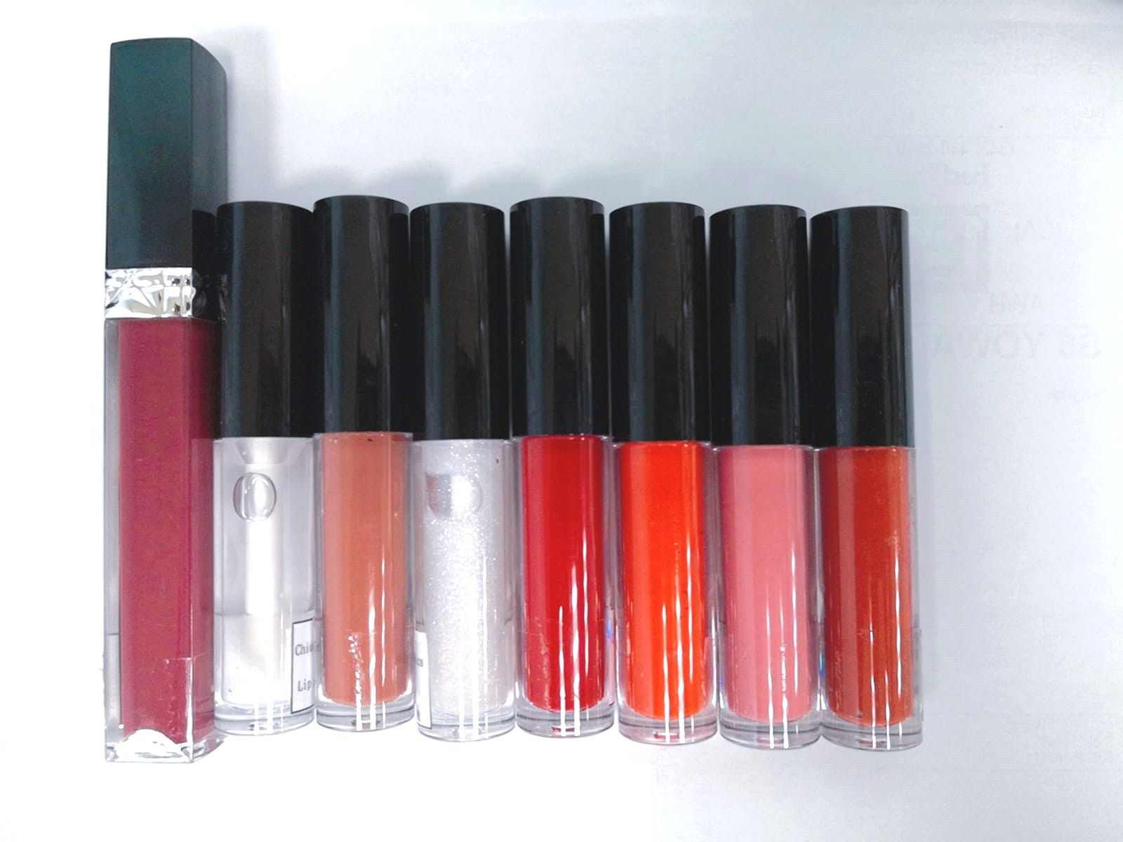 Customized lip gloss, private label lip gloss
