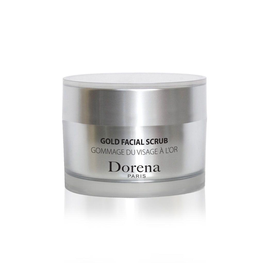 Gold facial scrub (100 ml)