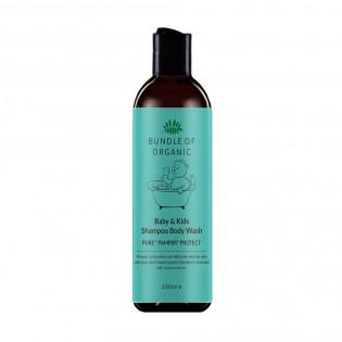 Coconut Shampoo Body Wash 200 ml