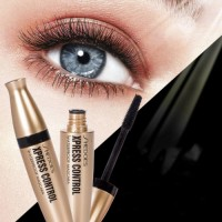 Bead light 4d eyelash creams / Waterproof 4D Fiber Mascara / Eye Makeup Mascara / Let eyelash become volume sparkle