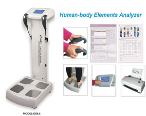 Beijing Beauty Equipment Manufacturer GS6.5B Hot Sale Body Fat Analysis Machine/Fat Analyzer