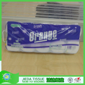 chinese Recycled paper toilet roll Disposable manufacturers