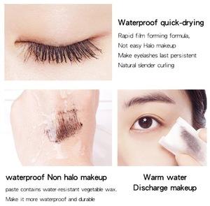 Create your own brand mascara silk fiber lasting all day mascara brush