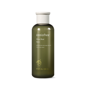 Korean Cosmetics  Innisfree Olive Real Skin 200ml Skin Toner Essence Face Skin Care Moist Hydrating
