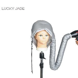 新发型师护发蒸汽机软尼龙帽吹风机美发沙龙吹风机