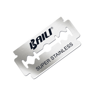 Premium quality double edge safety razor blade custom private logo blades