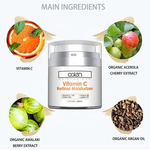 Private Label Natural Moisturizing Whitening Anti Aging Face Vitamin C Cream
