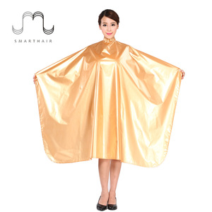 Salon Accessories Waterproof Coloring Barber Hair Dyeing Cape for  Hairdressers cape