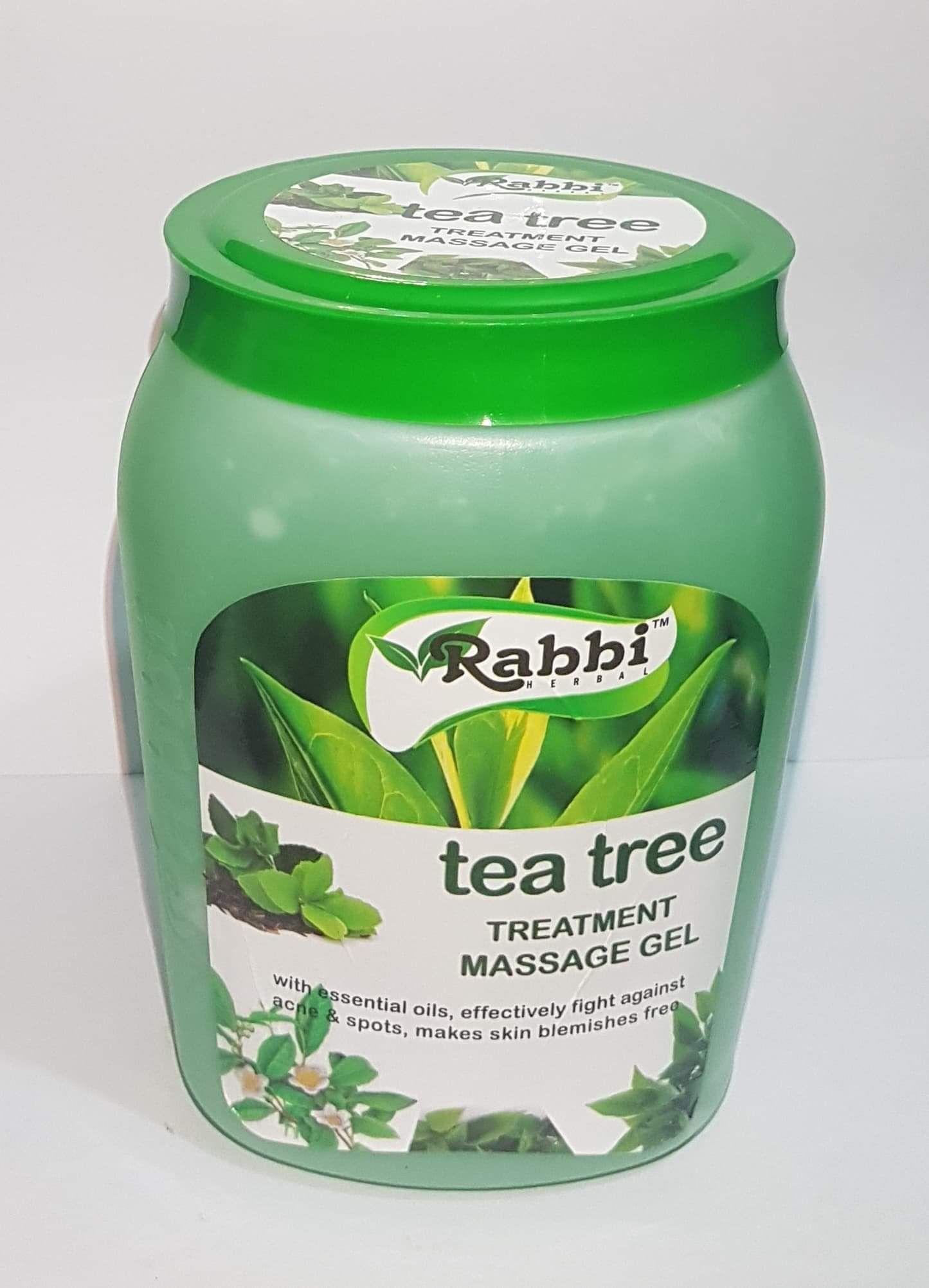 Tea Tree Treatment Massage Gel