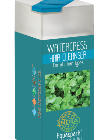 The Natures Co. Watercress hair cleanser
