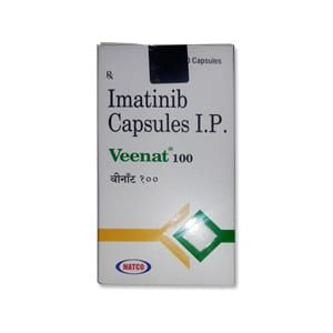 Buy Online Veenat 100 mg Capsules at lowest prices in India