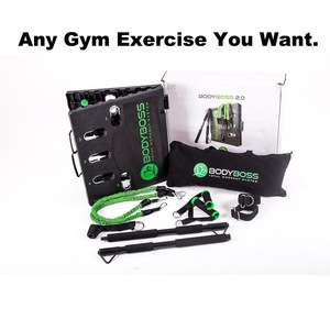 3.0 Promotion Portable Folding Home Gym Equipment, Multifunction Gym Equipment
