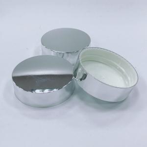 89mm Colourful Cosmetic Aluminum Screw Cap