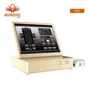 Agorgeous product 20000 Shots 8 Cartridges Hi Fu 3D 11 Lines Portable Face Lift Hifu Body Slimming anti-wrinkle machine