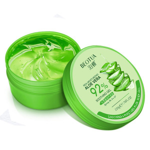 BEOTUA 92% Nature Aloe Vera Gel Hydrating Smoothing Plant Gel Face Care