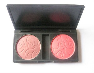 Bright Blush with mirror Private Lable
