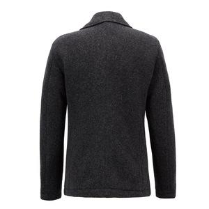 European fashion mens outwear jackets slim fit winter wool coats