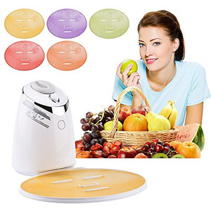 Home Use Factory direct Fruit Face Mask Making Machine  DIY oxygen collagen mask maker fresh face mask facial care tool