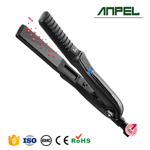 Hot Sell Mini Salon Style Ion Hair Straightener with LED Indicator