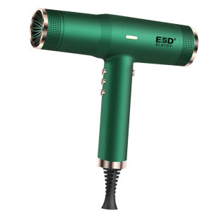light weight super power professional hair dryer salon hair air dryer mini blow dryer brushless DC motor