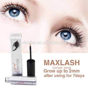 "MAXLASH Natural Eyelash Growth Serum (Curling Use ""Perm lotion"" )"