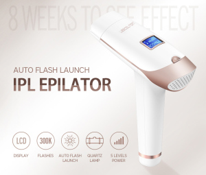 Original LESCOLTON T009i Safe Use Razor Face & Body Hair Removal Painless IPL Home Pulsed Light permanent hair with LCD Display