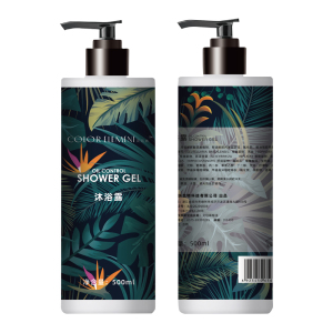 Private Label Deep Moisturizing High quality professional soothing body wash bath Shower gel