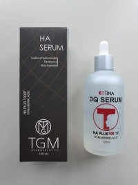 TGM Hyaluronic Acid Serum for Face & Skin with shea butter, peptide and nourishing natural extracts - Highest Hyaluronic Acid Content. Moisturizing Skin with hyaluronic 100 Million daltons!