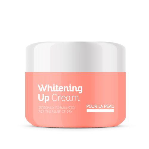 POUR LA PEAU Whitening Up Cream