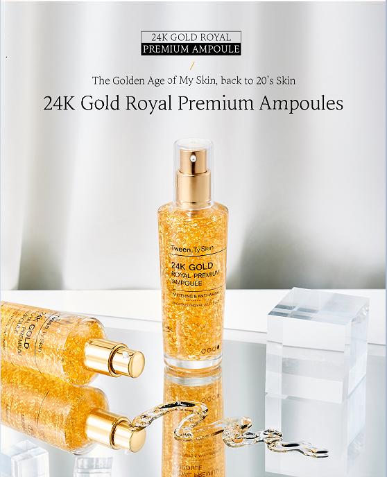 Tween.Ty Skin 24K Premium Gold Ampoule