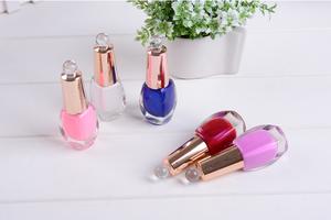 16 Colors Nail Polish For Make Up Private Label Nail Polish