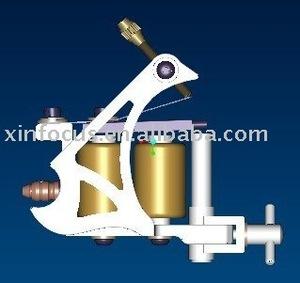 2011 New Design Tattoo Machine, Handmade Tattoo Gun