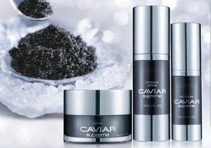 Caviar Whitening Anti-aging Skin Care Set