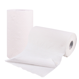 China Supplier Private Label Quality Virgin Wood Pulp Plain 2-4 ply paper towel