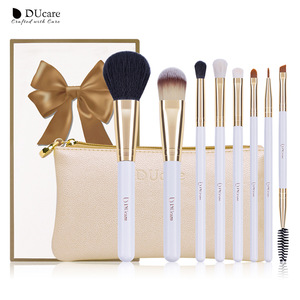 DUcare beauty needs private label cosmetic makeup brush set beauty