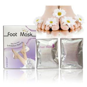 Foot One Shot Peeling Masks Pack Exfoliator Scrubs Peel foot mask