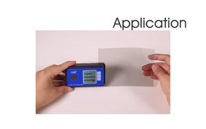 Handheld Window Tint Transmission Meter self calibrate with IR UV blocking rate VL transmittance