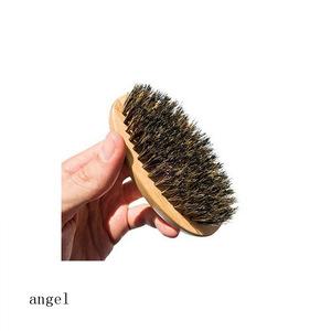 Nice Wooden Handle Pure Badger Hair Shaving Brush Private Label Beard Brush