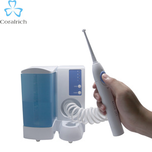 Oral Hygiene Product Dental Water Flosser With Brush Head Nozzle in 2017