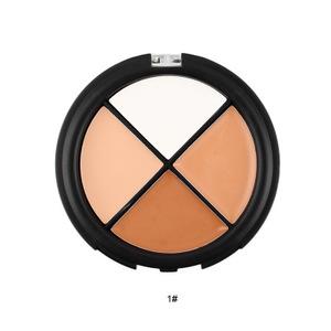 Private label  4 color concealer palette contour make up palette wholesale concealer
