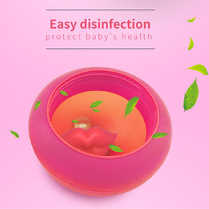 Wholesale UV Cleaner Sterilizer Silicone Collapsible Menstrual Cup