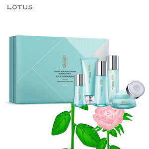 Womens Skin Care Gift High quality whitening skin care set