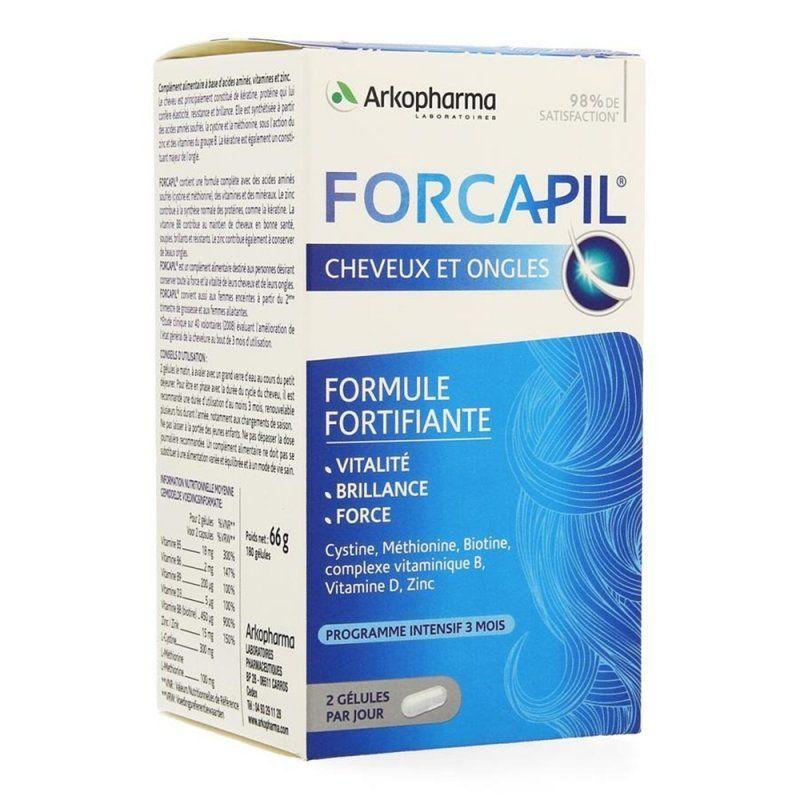 Forcapil Promo 180 capsules
