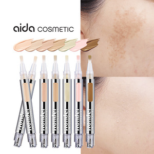 2017 Top best Wonder pen concealer 7colors clickpen type with brush made in korea_Natural Beige